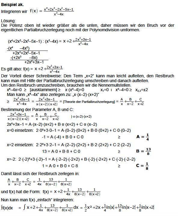 Nullstellen Berechnen Bruch : stammfunktion bilden fl che berechnen integral bilden ~ Themetempest.com Abrechnung
